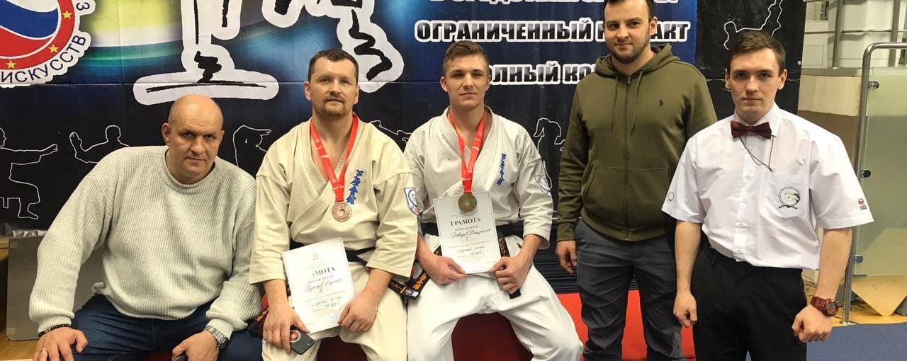 22 февраля Чемпионат Московской области (г.Одинцово)